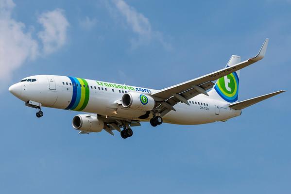 OY-TDB - Boeing 737-8K2