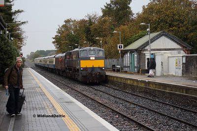 Portlaoise (Rail), 13-10-2018