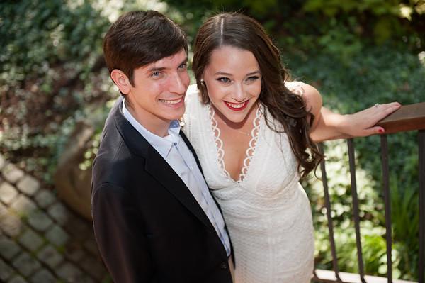 Alisa & Trevor's Engagement Party