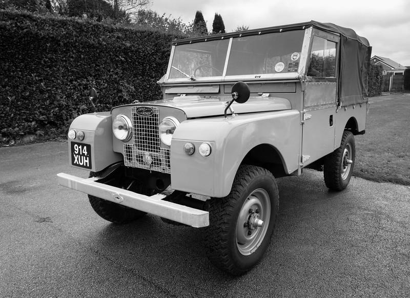 1955 Land Rover