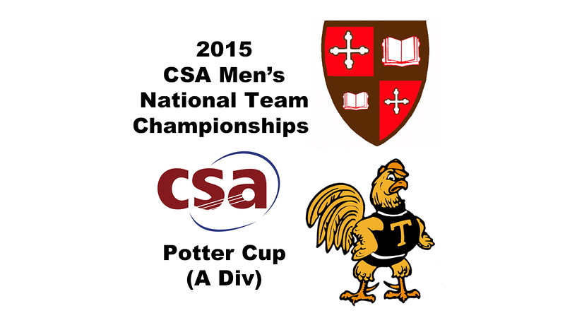 2015 Men's CSA National Team Championship Videos
