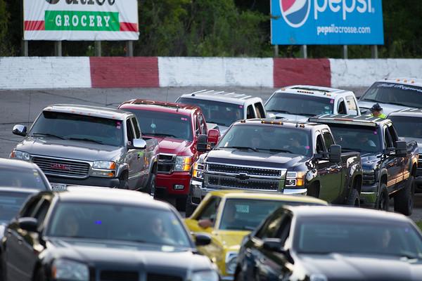 LaCrosse Speedway Street Drags, July 13th, 2017
