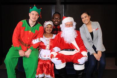 Grand Hyatt Santa Pictures - December 14, 2019