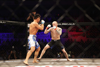 Joachim Hansen vs Seo Doo-Won