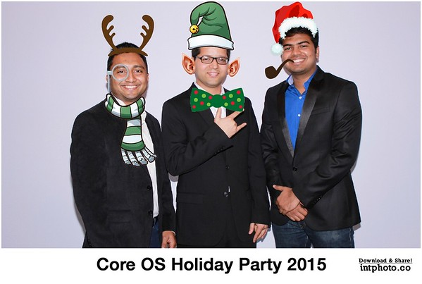 2015-12-18 CORE OS Holiday Party