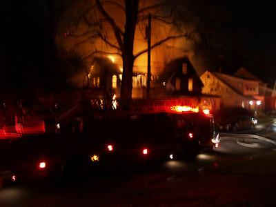 02-13-09 Teaneck, NJ - 3rd Alarm