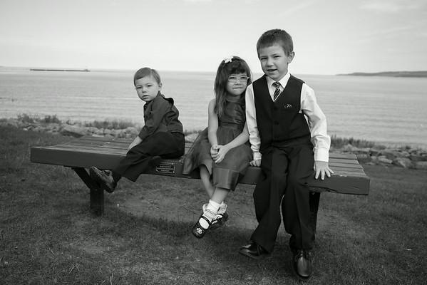 Petoskey Michigan Bayfront Lake Michigan Family Photography