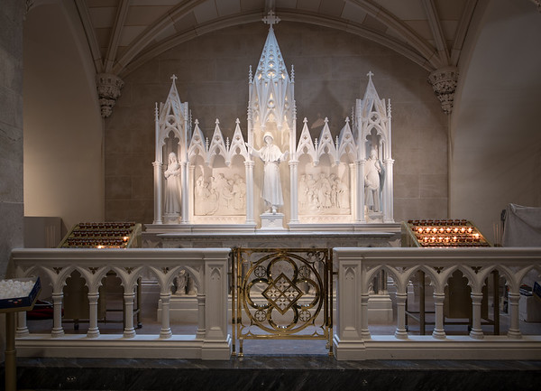 St. Patrick's Cathedral Shrine - DCAK Architecture