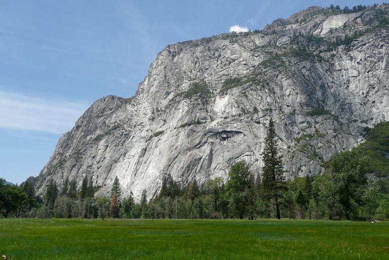Yosemite Valley. Yosemite NP