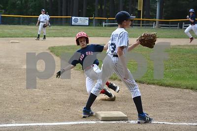 Stafford LL Red Sox vs. Yankees 061818