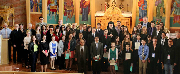 Oratorical Festival - Michigan District Finals 2014