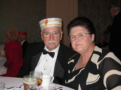 scottish rite dinner 2005
