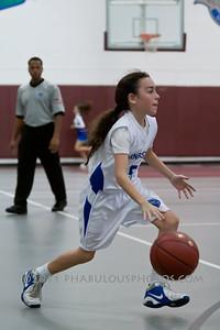 Girls JV Basketball - 2011
