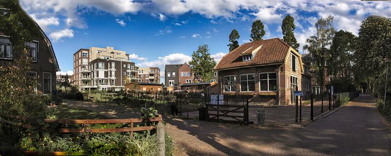 Panorama's Wageningen