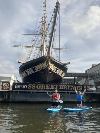 Harbourside Adventure, 16/10/21 14:00 (Katy)