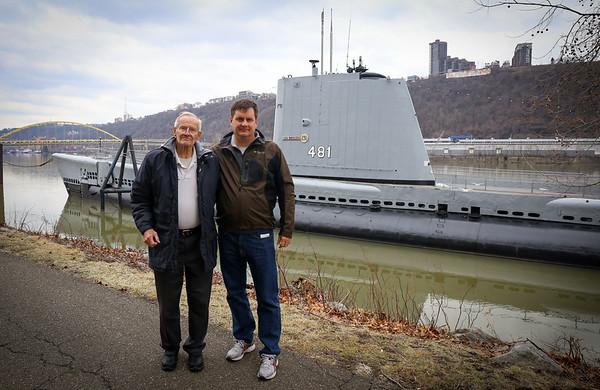 Dad Submarine