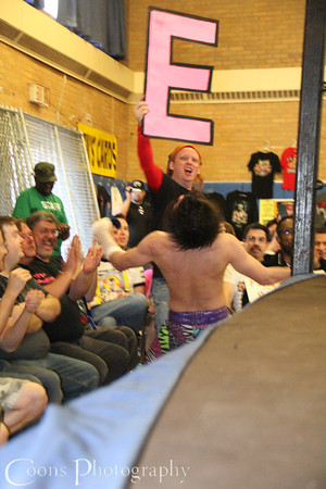 Chris Battle vs Bobby Ocean vs Pinkie Sanchez vs Anthony Stone