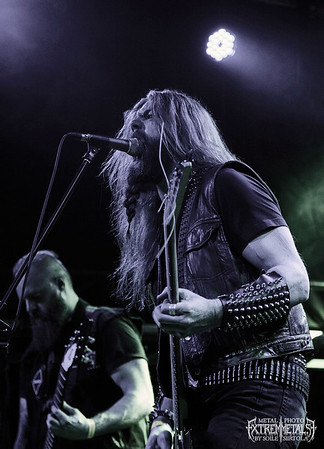 THE CURSE - Stockholm Slaughter 29/5 2017