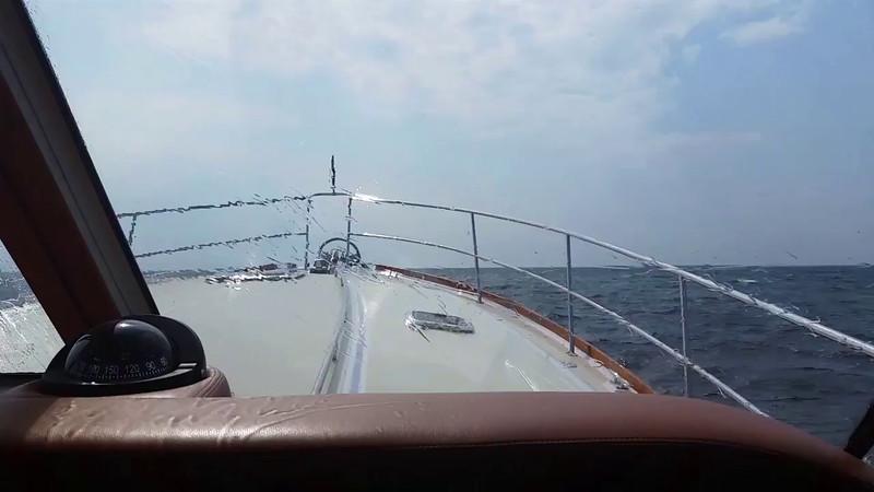 Head Seas - 30 NM@10 Kts