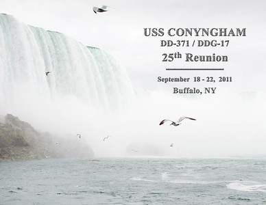 USS Conyngam Reunion 2011