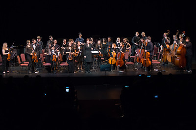EAST COUNTY YOUTH SYMPHONY CONCERT AT KROC THEATRE 2016