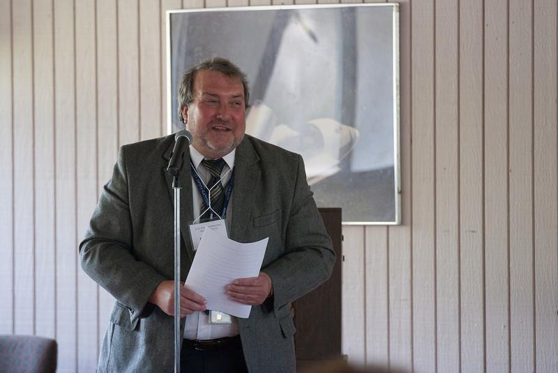 David Gregory (NASA/WFF) -- Jack Tueller Memorial Symposium, NASA/Goddard Space Flight Center, Greenbelt, MD, April 26, 2013
