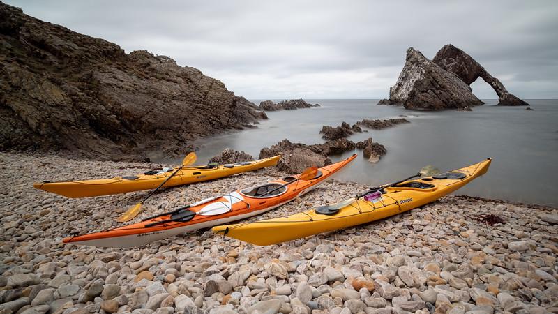 Bow Fiddle Rock Kayaks