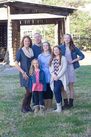 Hankins Family 2015