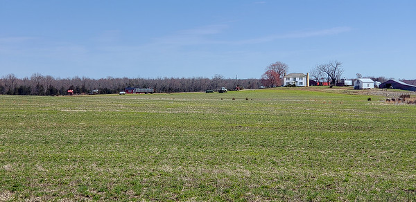 SOLD - 246 Acre Farm