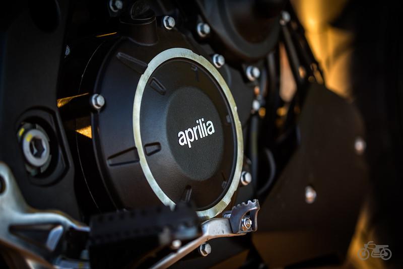 Aprilia Dorsoduro 900 - Aprilia Logo Engine.jpg