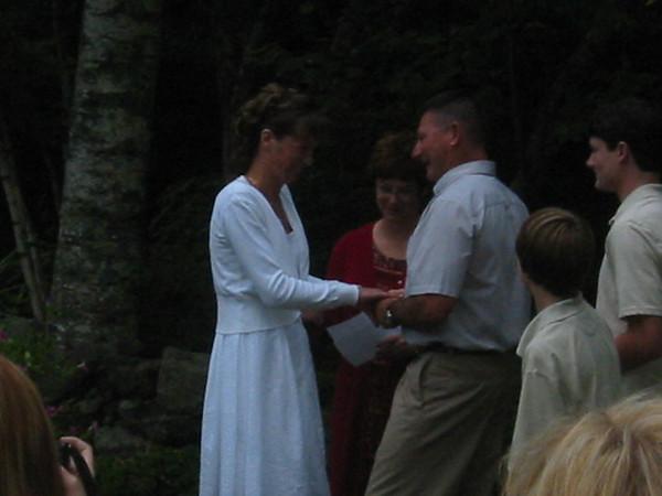 Caroline and Scott's Wedding 8/8/08