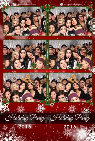 Jean Nguyen's Holiday Party
