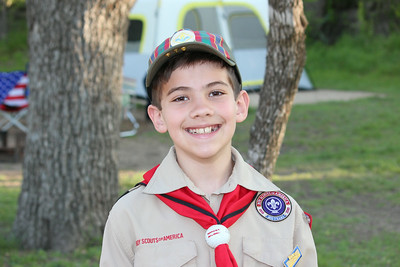 Apr 2013 - Boyscout Ceremony