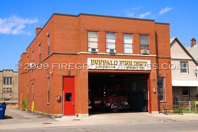 Firehouses of Buffalo, NY (July 2009)