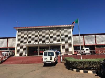 2015 - Zambia - Livingstone - Railway Station