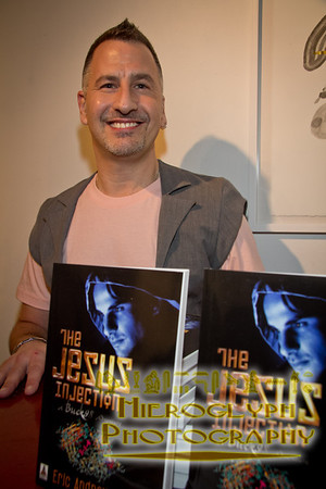 The Jesus Injection Book Release Party