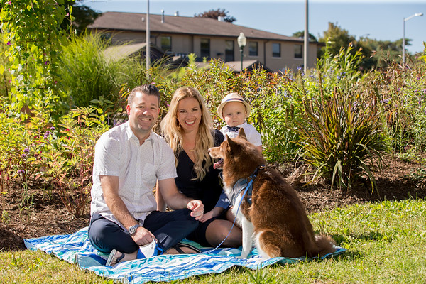 Corinne - Michael Family pics 2020
