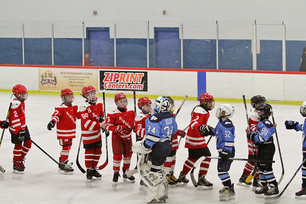 Hingham v Franklin Hockey