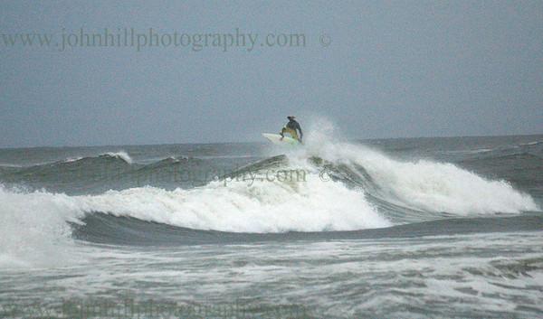 Hurricane Gustav Surfing