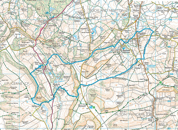 8.2 miles from Minterne Magna on 2 Dec 2015