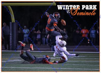 Winter Park vs. Seminole Class 8a Quarterfinals - Nov 25, 2016