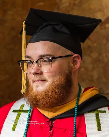 Samuel Mudge Graduates from Boston University