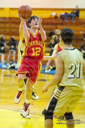 St. Anthony's Vs Chaminade, Boys Freshman Basketball 01.14.11