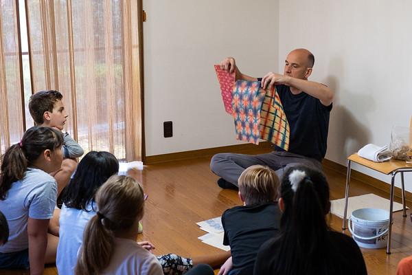 Washi Paper Workshops
