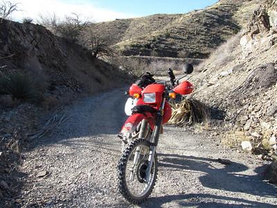 Globe, AZ DS Trip  February 14-16, 2011