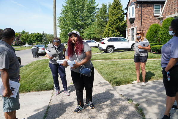 2020 Detroit Ombudsman Community Walk June 25th