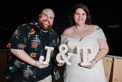 Taylor & James' Wedding