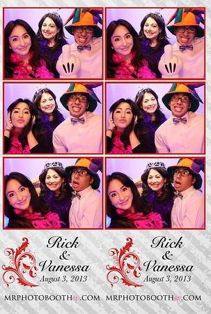Rick & Vanessa | Aug. 3rd 2013