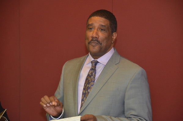 Ricardo Jenkins Retirement Resolution from City Council