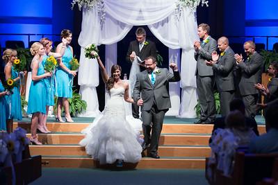 Aldridge Wedding